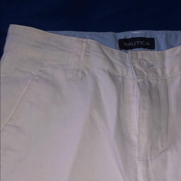 Nautica Other - White shorts for boys